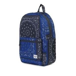 HERSCHEL-SUPPLY-CO-Settlement-Backpack-Bandana-School-bag-10005-01250-OS