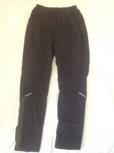 best prices sold worldwide hot products Details about Zoot Ultra Running Pants With Spandex Sorts Liner Black Large  Sc7
