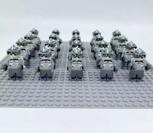 20x-Wolfpack-Clone-Troopers-Mini-Figures-LEGO-STAR-WARS-Compatible