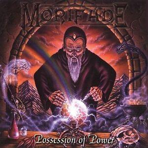 Morifade-Possession-Of-Power-Korea-Edition-New-Sealed-CD