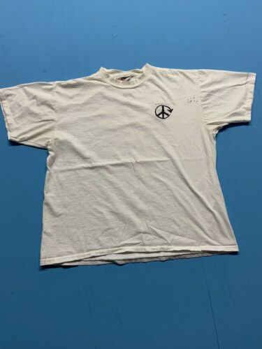 Vintage 1990's Culture Commentary Tee T-shirt Now
