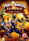 Power Rangers - Samurai - Vol.3 - Team Spirit (DVD, 2013)