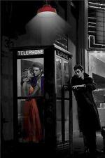 CHRIS CONSANI ~ MIDNIGHT MATINEE 24x36 ART POSTER Marilyn Monroe James Dean Elvi