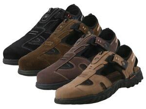 buy online eee36 4b675 Details zu Neu DOCKERS Herrenschuhe Sandalen Herrensandalen Outdoor  Trekking Leder Schuhe