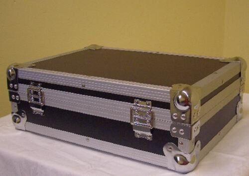 DJ Koffercase Rasterschaumstoff GR-1 50 x 40 x 18cm Zubehörkoffer Mikrofonkoffer