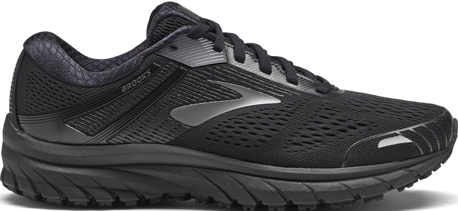Brooks Adrenaline GTS 18  donna Running scarpe nero Structed Support Trainers  consegna gratuita