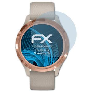 atFoliX-3x-Displayschutzfolie-fur-Garmin-Vivomove-3s-Schutzfolie-klar-Folie