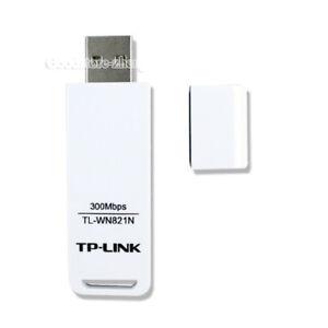 TP-LINK TL-WN821N 11N WIRELESS ADAPTER DRIVER