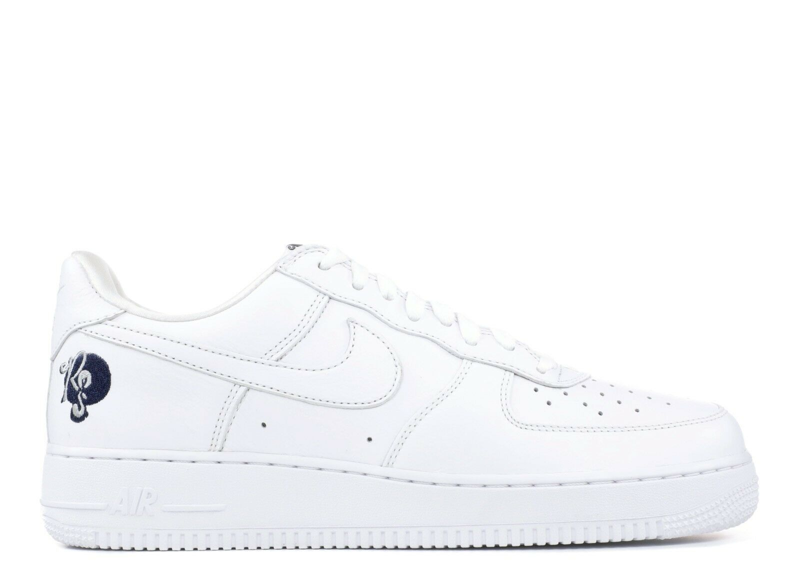 Nike Air Force 1 '07 Rocafella Roc-A-Fella White AO1070-101 New DS Comfortable and good-looking