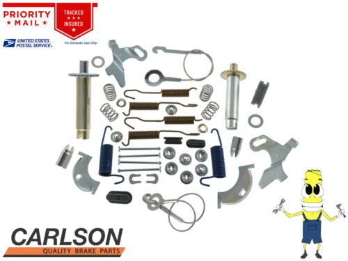 Complete Front or Rear Brake Drum Hardware Kit for Plymouth Fury 1962-1969 ALL