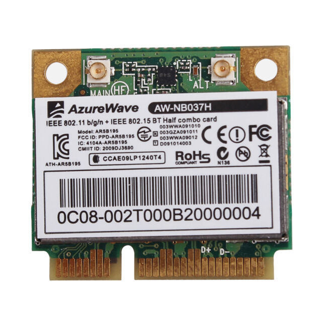 ASUS K53SM Azurewave BlueTooth Drivers PC