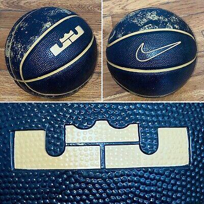 LEBRON JAMES Mini Basketball Nike Ball