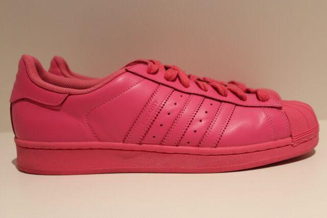 adidas superstar pharrell williams pink