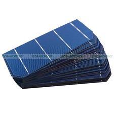 20 Pieces 2x6mm PV Mono Solar Cell Cells High Efficiency for DIY Solar Module