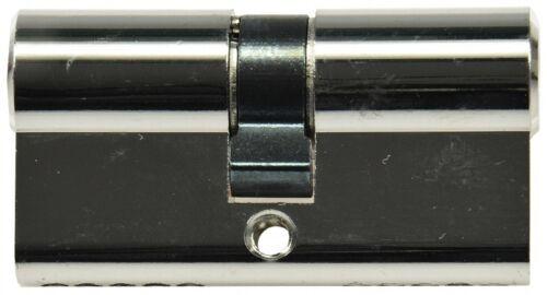 Schließzylinder 30//30 Profilzylinder A136 PZ Zylinder Schloss für Haustür Garage