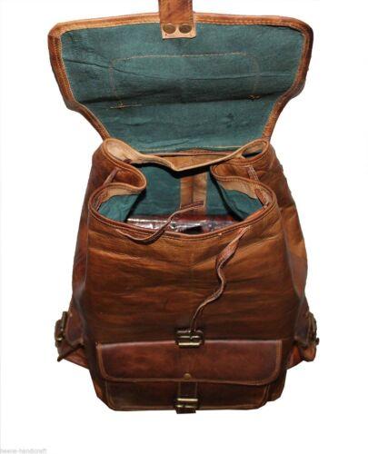 à dos en dossac voyage pour Nouveau sac et de à homme brun cuir femmesac 827160016647 véritable VzSqMpU