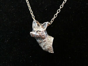 Gunther-Grant-sterling-silver-FOX-pendant-USA-a