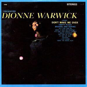 NEW-CD-Album-Dionne-Warwick-Presenting-Dionne-Mini-LP-Style-Card-Case