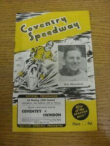 25-03-1967-Speedway-Programme-Coventry-v-Swindon-results-noted-folded-light