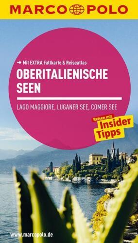 1 von 1 - MARCO POLO Reiseführer Oberitalienische Seen, Lago Maggiorre 2013