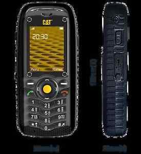 CAT-Caterpillar-B25-Schwarz-Ohne-Simlock-Handy-Dual-SIM