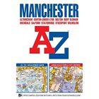 Manchester Street Atlas by Geographers' A-Z Map Co Ltd (Paperback, 2016)