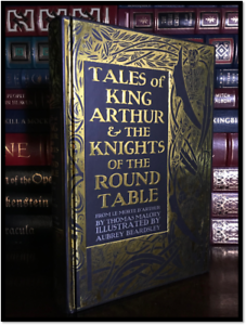 Mallory New Deluxe Hardcover Tales of King Arthur /& Knights of the Round Table
