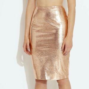 Gold Couture longue Aqaq mi Aqua Bnwt 10 Jupe gqXwnZY