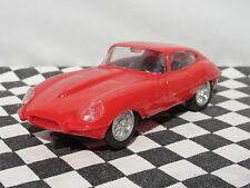 STROMBECKER década de 1960 E Type Jaguar Rojo 1:32 Usado Sin Caja