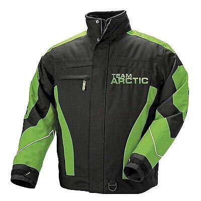 Arctic Cat Men/'s Stealth Jacket 5271-20/_ L,XL,2XL,3XL Green