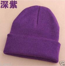 8f257ed13 Carhartt Women's Winter Stripe Hat/beanie Deep Purple One Size | eBay