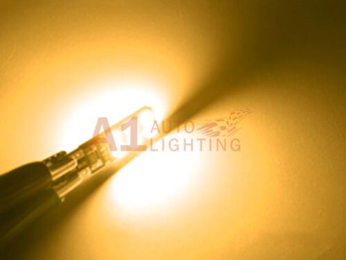 4x T10 194 558 Canbus LED Bulbs 2835 12-SMD Wedge Car Interior//Side Maker Light
