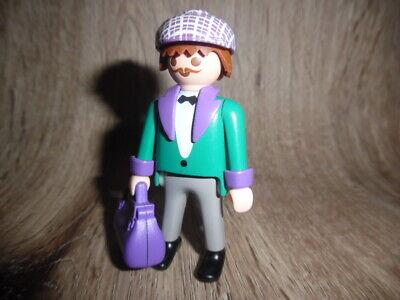 Playmobil Herr mit Zylinder zum PuppenhausRosa Serie1900