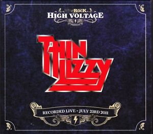 Thin Lizzy  Live at the High Voltage Festival  London  UK 2011  2 CD  New - Huddersfield, West Yorkshire, United Kingdom - Returns will be accepted only by prior agreement and only if there is a dispute on the description of the items sold. My aim is to be as clear and fair as possible , but if you feel the goods are not as descr - Huddersfield, West Yorkshire, United Kingdom