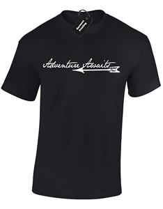 Aventure attend Hommes T Shirt Unisexe Grand Tailles 3XL 4XL 4XL Cool Temps Nouveau Design