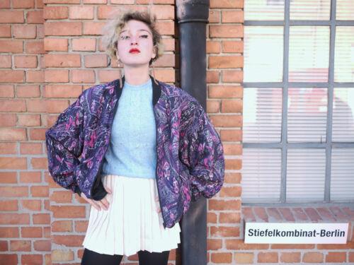 Vintage 90er Bruns Bomberjacke Nos Blouson Jacket 90's True Windjacke Jacke qCw840T
