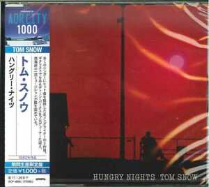 TOM-SNOW-HUNGRY-NIGHTS-JAPAN-CD-B63
