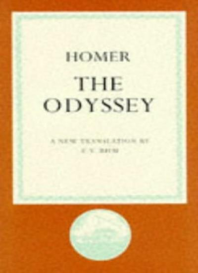 The Odyssey By Homer, T.E. Lawrence