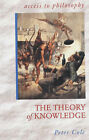 The Theory of Knowledge by Peter Cole (Paperback, 2002)