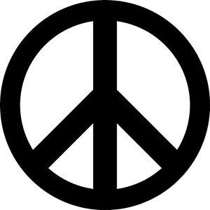Peace-Sign-Vinyl-Sticker-Decal-Choose-Size-amp-Color