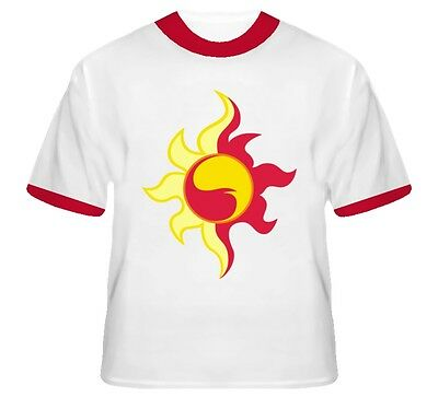 642bfc63dfe75 My Little Pony Brony Sunset Shimmer Cutie Mark T Shirt | eBay