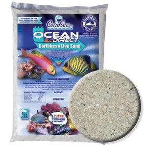 CaribSea-Ocean-Direct-Live-Sand-9-07-kg-Karibischer-Live-Sand-mit-Bakterien