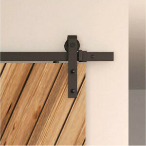 Delicieux Image Is Loading Carbon Steel Sliding Hardware Barn Door Roller Bracket