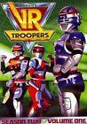 VR Troopers - Season 2 Volume 1 DVD 3 Disc