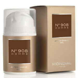 Mondial-N-908-Homme-After-Shave-Gel-50ml-Classic-Post-Shave-Fragrance-Men-Sensit
