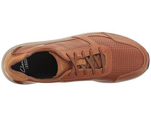 Clarks  Uomo Sirtis - Mix Dark Tan Sneaker - Sirtis 8- Pick SZ/Farbe. 1173f8