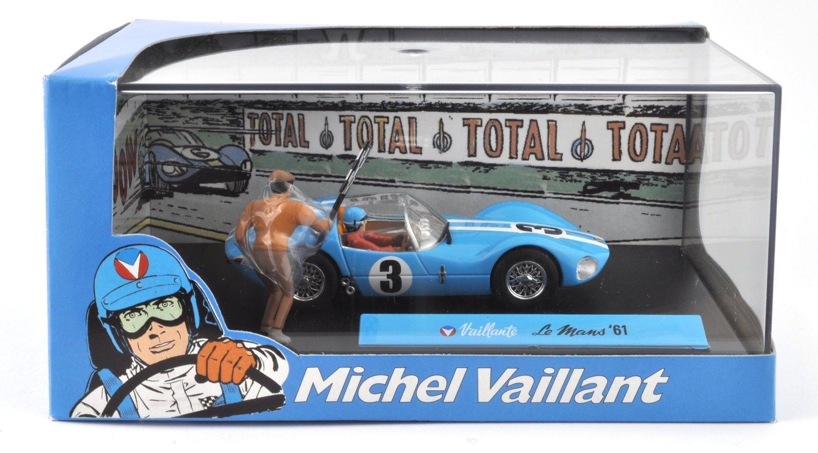 Michel Vaillant Le Mans '61 - 1 43 IXO ALTAYA VOITURE DIECAST MODEL V1