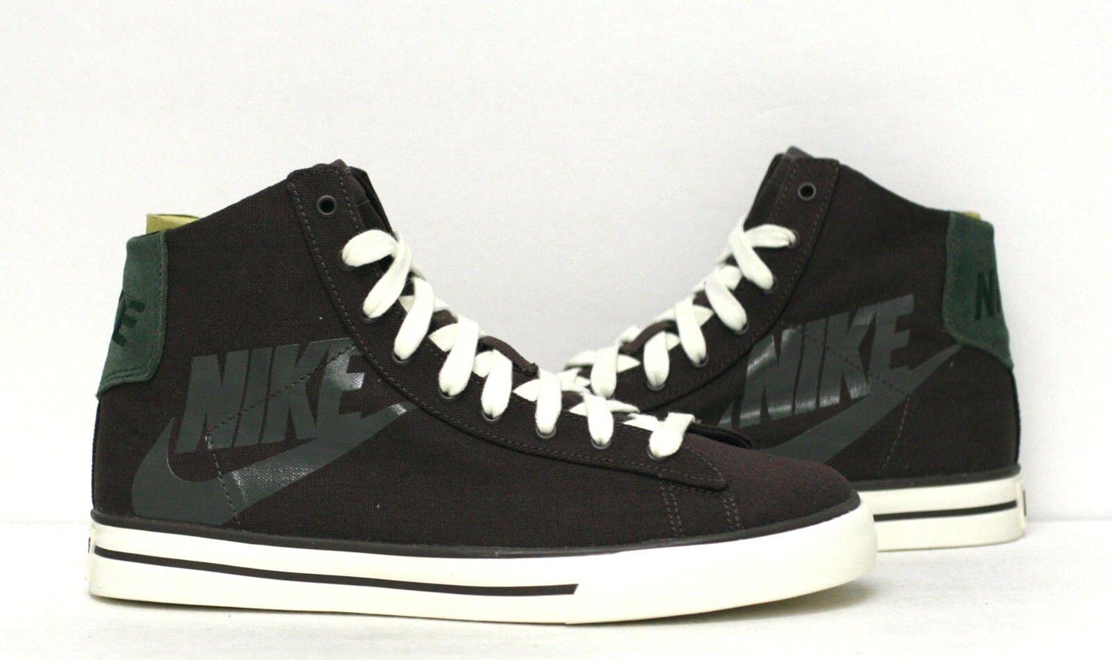 Nike Men's shoes Sweet Classic High Canvas shoes 386116-221 Men Size 6.5 & 7