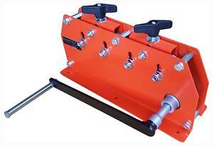 Used in pristine condition Industrial wire straightener.