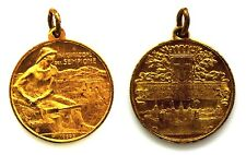 Medaglia Esposizione Internazionale 1906 Milano - Inaugurazione Del Sempione